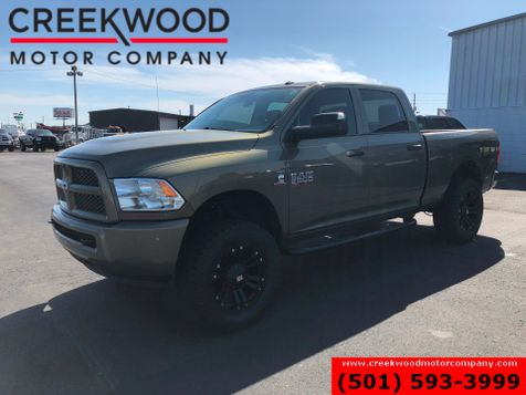 2015 Dodge Ram 2500 Lifted 4x4 Diesel Black 20s New 35