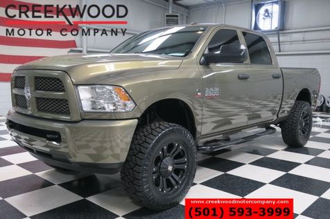 2015 Ram 2500 Dodge Lifted 4x4 Diesel Black 20s New 35