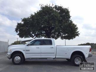 2015 Dodge Ram 3500 DRW Crew Cab Longhorn Limited 6.7L Cummins Diesel 4X4   American Auto Brokers San Antonio, TX in San Antonio Texas