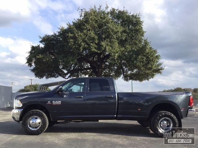 2015 Dodge Ram 3500 DRW Crew Cab Tradesman 6.7L Cummins Turbo Diesel 4X4 | American Auto Brokers San Antonio, TX in San Antonio Texas