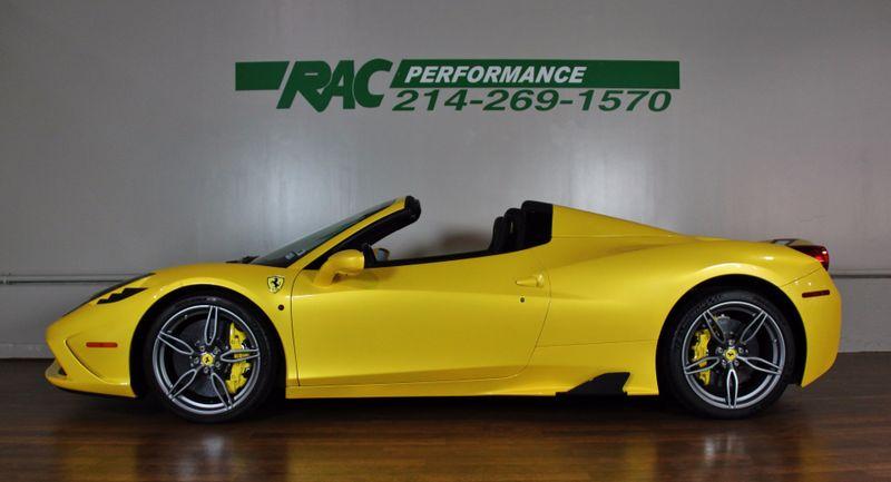 2015 Ferrari 458 Speciale Aperta in Carrollton, TX