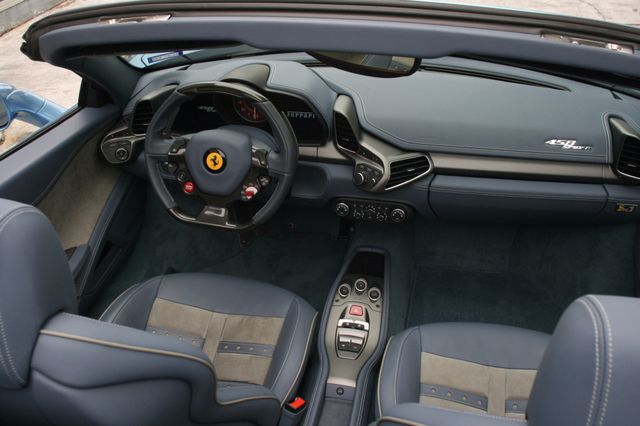 2015 Ferrari 458 Italia Spyder Houston, Texas 22