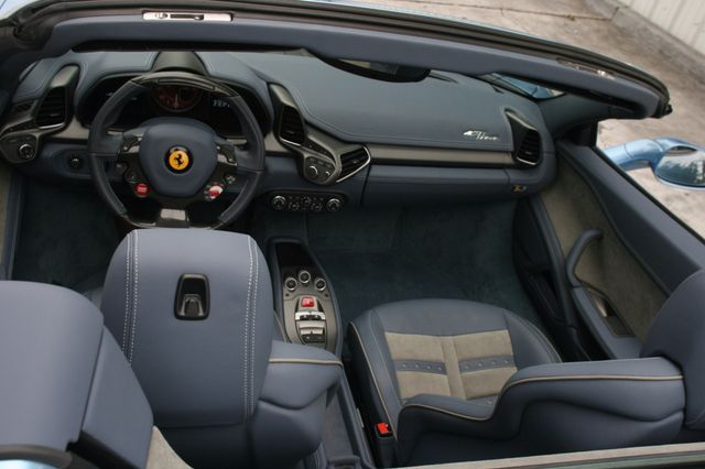 2015 Ferrari 458 Italia Spyder Houston, Texas 23