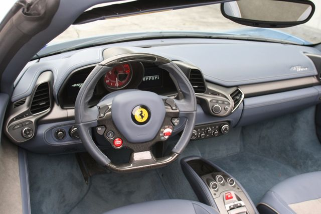 2015 Ferrari 458 Italia Spyder Houston, Texas 25