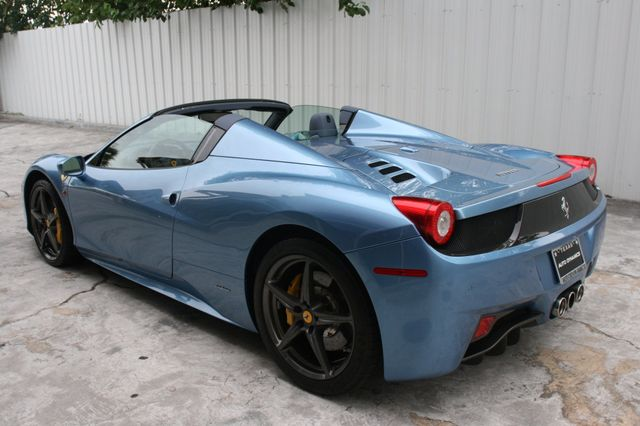 2015 Ferrari 458 Italia Spyder Houston, Texas 6