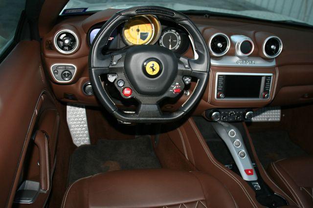 2015 Ferrari California Houston, Texas 12