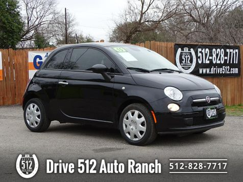 2015 Fiat 500 Pop in Austin, TX