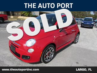 2015 Fiat 500 Sport | Clearwater, Florida | The Auto Port Inc in Clearwater Florida