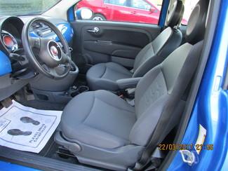 2015 Fiat 500 Pop Fremont, Ohio 10