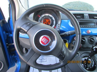2015 Fiat 500 Pop Fremont, Ohio 11