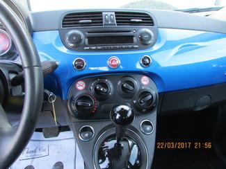 2015 Fiat 500 Pop Fremont, Ohio 12