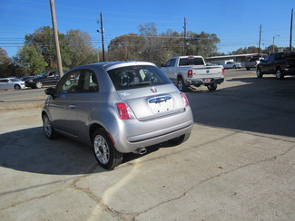 2015 Fiat 500 Pop Houston, Mississippi 4