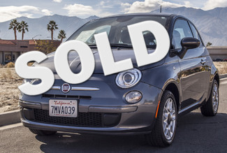 2015 Fiat 500 in Coachella, Valley,