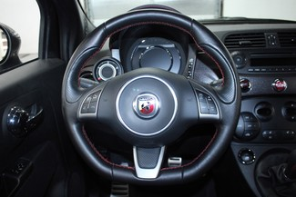 2015 Fiat 500 Abarth Kensington, Maryland 57