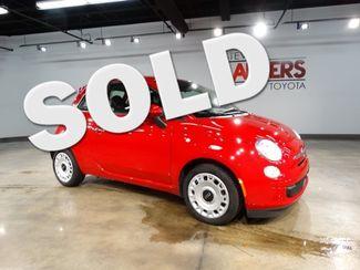 2015 Fiat 500 Pop Little Rock, Arkansas