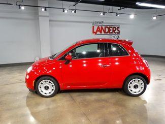 2015 Fiat 500 Pop Little Rock, Arkansas 3