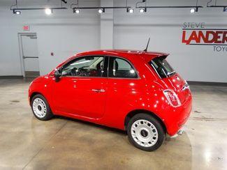2015 Fiat 500 Pop Little Rock, Arkansas 4