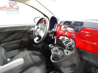 2015 Fiat 500 Pop Little Rock, Arkansas 8