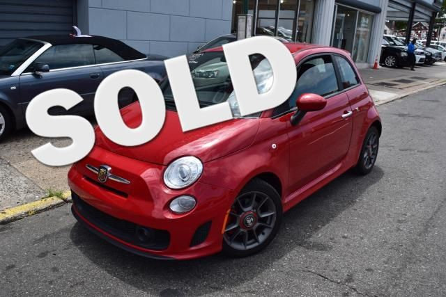 2015 Fiat 500 Abarth Richmond Hill, New York 0