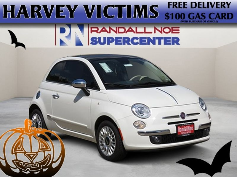 2015 Fiat 500 Lounge | Randall Noe Super Center | Tyler TX 75701