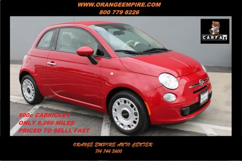 2015 Fiat 500c Pop in Orange, CA