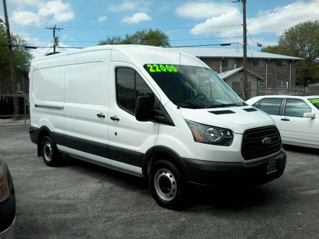 2015 Ford  150 Transit Cargo Van San Antonio, Texas 2