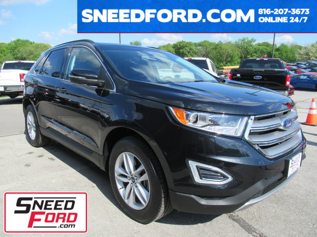 2015 Ford Edge SEL AWD V6 in Gower Missouri