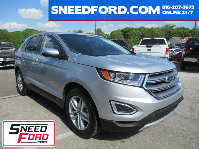 2015 Ford Edge SEL 2.0L I4 in Gower Missouri