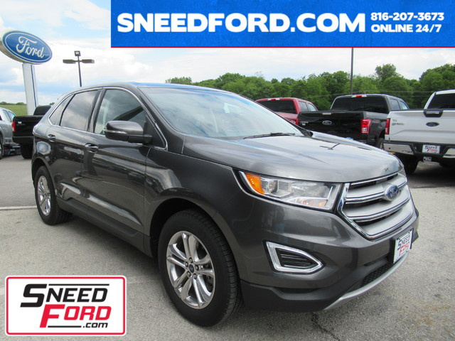 2015 ford edge sel awd v6 gower missouri dennis sneed ford