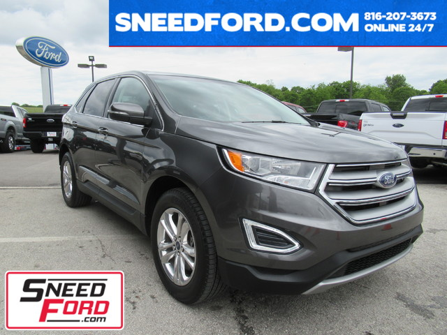 2015 Ford Edge SEL AWD 2.0L I4 in Gower Missouri