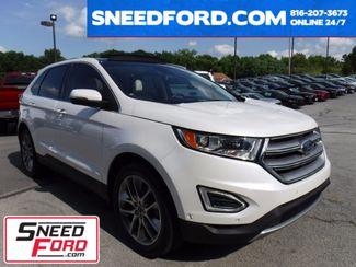 2015 Ford Edge Titanium 2.0L I4 in Gower Missouri