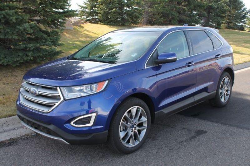 2015 Ford Edge Titanium  city MT  Bleskin Motor Company   in Great Falls, MT