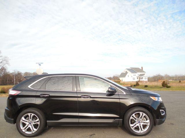 2015 Ford Edge Titanium Leesburg, Virginia 4