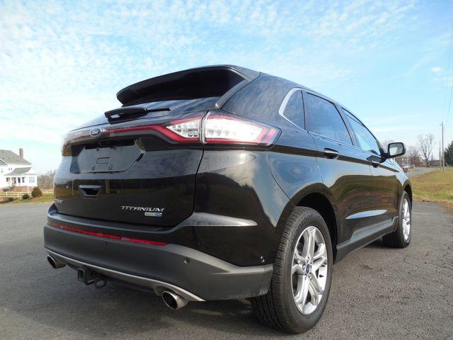 2015 Ford Edge Titanium Leesburg, Virginia 2