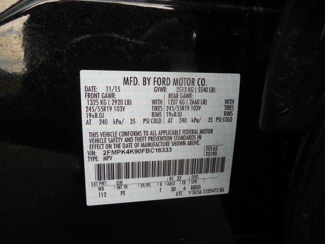 2015 Ford Edge Titanium Leesburg, Virginia 39