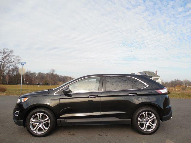 2015 Ford Edge Titanium Leesburg, Virginia 5