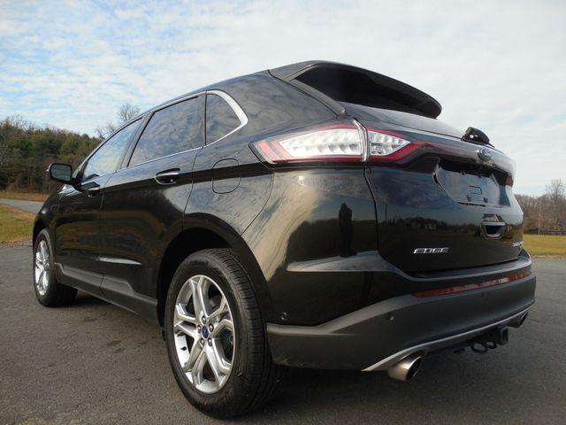 2015 Ford Edge Titanium Leesburg, Virginia 3