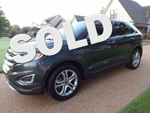 2015 Ford Edge Titanium | Marion, Arkansas | King Motor Company