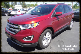 2015 Ford Edge SEL AWD in Ogdensburg New York