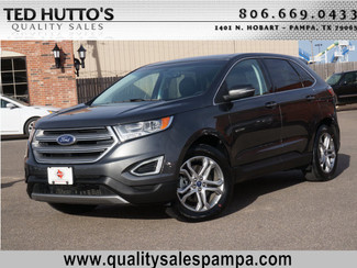 2015 Ford Edge Titanium Pampa, Texas