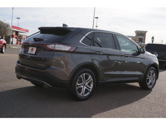 2015 Ford Edge Titanium Pampa, Texas 2