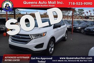 2015 Ford Edge SE Richmond Hill, New York