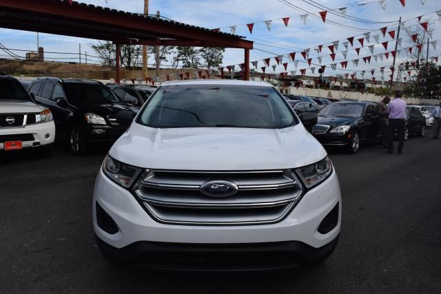 2015 Ford Edge SE Richmond Hill, New York 2