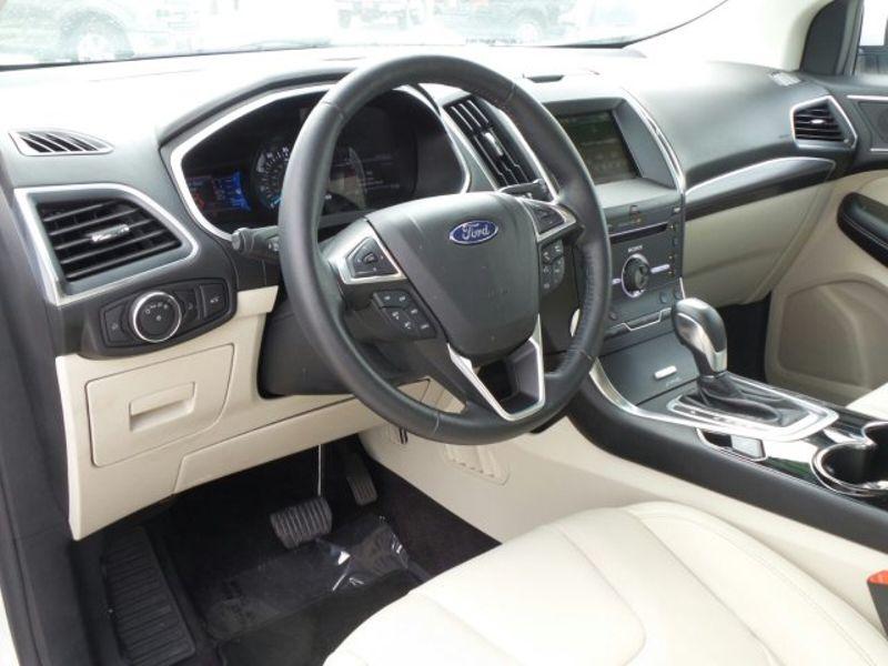 2015 Ford Edge Titanium   Texas  Victoria Certified  in , Texas