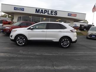 2015 Ford Edge Titanium Warsaw, Missouri