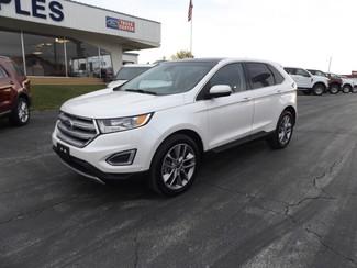 2015 Ford Edge Titanium Warsaw, Missouri 1