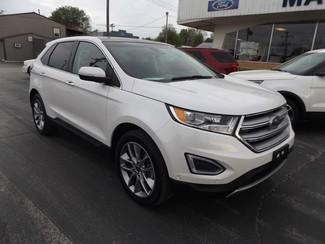 2015 Ford Edge Titanium Warsaw, Missouri 12