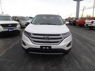 2015 Ford Edge Titanium Warsaw, Missouri 2