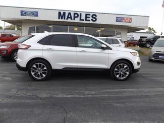 2015 Ford Edge Titanium Warsaw, Missouri 9