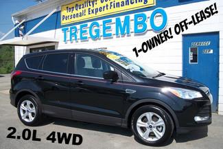 2015 Ford Escape 4WD 2.0L SE Bentleyville, Pennsylvania